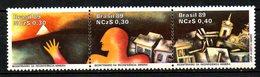 BRESIL. N°1911-3 De 1989. Conjuration De Minas Gerais. - Brazil