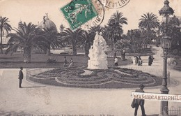 NICE - Dépt 06 - Le Jardin Public - La Poésie Pastorale - 1912 - Parks, Gärten