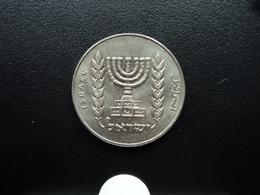 ISRAËL : 1/2 LIRA   5739 (1979)  KM 36.1    Non Circulé - Israel