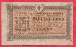 50 Centimes Chambre De Commerce De Toulouse  Dans L 'état (118) - Chambre De Commerce