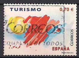 Spanien  (2012)  Mi.Nr.  4676  Gest. / Used  (6af33) - 1931-Heute: 2. Rep. - ... Juan Carlos I