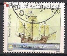 Kroatien  (2005)  Mi.Nr.  734  Gest. / Used  (6af47) - Kroatien