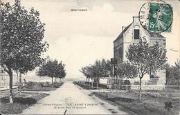 St Lunaire - Grande Rue De Dinard - Saint-Lunaire