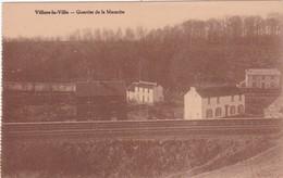 QUARTIER DE LA MARCHE - Villers-la-Ville