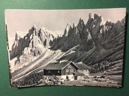 Cartolina Val Gardena - Rifugio Brogles - 1965 Ca. - Trento