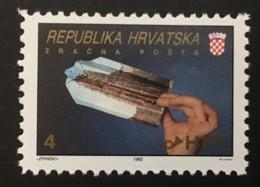 CROATIA - MNH** - 1992 - # 189 - Croatie