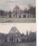 2 CARTE LA BRASSERIE RUINES - Villers-la-Ville