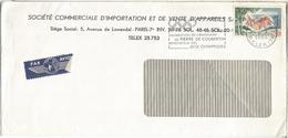 FRANCIA PARIS 1964 CENTENAIRE PIERRE DE COUBERTIN JUEGOS OLIMPICOS OLYMPIC GAMES - Juegos Olímpicos