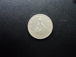 ZIMBABWE : 5 CENTS   1983   KM 2     TTB - Zimbabwe