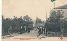 I49 - 94 - FONTENAY-SOUS-BOIS - Val-de-Marne - Rue Des Quatre-Ruelle Et Rue Des Carreaux - Fontenay Sous Bois