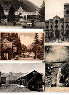 LOT DE 500 CPA ET CPSM(petit Format)  DE LUCHON + SUPERBAGNERES. - Cartes Postales