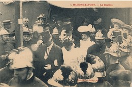 I49 - 94 - MAISONS-ALFORT - Val-de-Marne - La Rosière - Tampon Pub Cartes Postales Gondry - Maisons Alfort