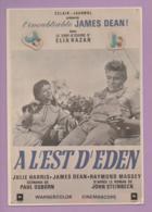 James Dean Julie Harris, Raymond Massey - A L'Est D'Eden - Celebrità