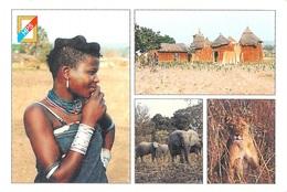 Afrique Lumiére Et Couleurs Du BENIN (2)  (- Editions: HPS 6 Photos Emile Hazoumè Et Lionel H.)*PRIX FIXE - Benin