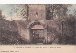 ABBAYE DE VILLERS PORTE NAMUR - Villers-la-Ville
