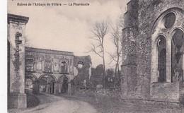 ABBAYE DE VILLERS     LA PHARMACIE - Villers-la-Ville