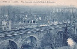 VUE D'ensemble Prise De La CHAPELLE DE MONTAIGO - Villers-la-Ville