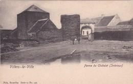 FERME DU CHATELET    INTERIEUR - Villers-la-Ville