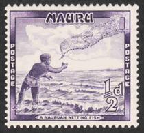 Nauru - Scott #39 MNH (3) - Nauru