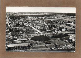 CPSM Dentelée - DORDIVES (45) - Vue Aérienne Du Bourg En 1958 - Dordives