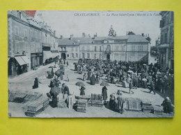 Chateauroux ,marché à La Volaille - Chateauroux
