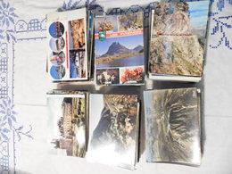 LOT 4KG CPM FRANCE -ENVIRON 35 CM-ENVOI MONDIAL RELAY UNIQUEMENT - Cartes Postales