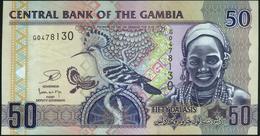 GAMBIA - 50 Dalasis Nd.(2006 - 2013) UNC P.28 C - Gambia