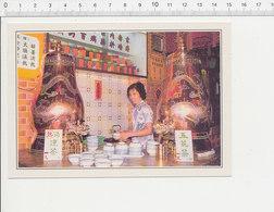 Hong-Kong Kowloon Vendeuse De Soupe à La Tortue  //  CP 2/301 - Chine (Hong Kong)