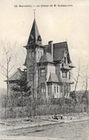 Warneton NA6: Le Chalet De M. Guesquière 1911 - Komen-Waasten