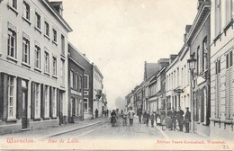 Warneton NA7: Rue De Lille 1909 - Komen-Waasten