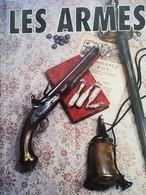 Rare GAZETTE DES ARMES ALBUM LES ARMES Contient Les N° 76 159 134 145 146 - Livres