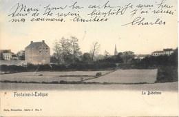 Fontaine-l'Evêque NA71: La Babelone 1908 - Fontaine-l'Evêque