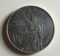France 100 Francs 1993 Silver - N. 100 Francs
