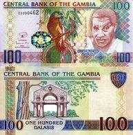 GAMBIA - 100 Dalasis Nd.(2006 - 2013) UNC P.29 B(2) - Gambia
