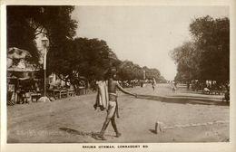 Yemen, Sheikh Al-Daweel, Sheikh Othman, Connaught Road (1930s) RPPC - Yemen