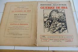 78-Histoire Illustrée Guerre 1914-Col La Chipotte-Launois-Roville Aux Chênes-Magnières-Xaffévillers-St Pierremont-Ménil- - Revues & Journaux