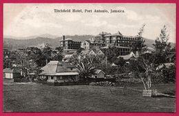 Jamaica - Jamaique - Tichfield Hotel - Port Antonio - Photo H. S. DUPERLY - Jamaïque