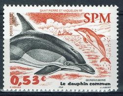 Saint Pierre And Miquelon, Short-beaked Common Dolphin (Delphinus Delphis), 2005, MNH VF - Unused Stamps