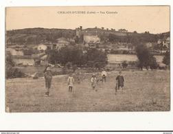 Loire Chalain D'uzore Vue Générale - Autres Communes