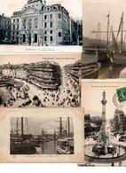 LOT DE 500 CPA ET CPSM(petit Format)  DE MARSEILLE - Postcards