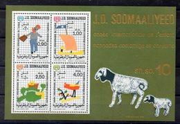 SOMALIE   Timbres Neufs ** De 1979  ( Ref 6077)   -dessins D'enfants - Somalie (1960-...)
