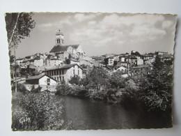 Bellac. Vue Generale Et Le Vincou. Gaby 3 Postmarked 1964 - Bellac