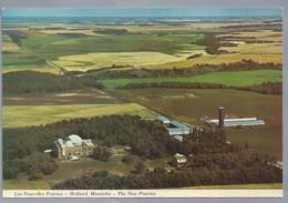 CA.- VICTORIA, Les Nouvelles Prairies - Holland, Manitoba - The New Prairies. Our Lady Of The Prairies Abbey. - Manitoba