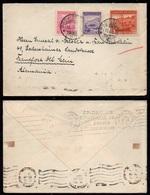 PROVIDENCIA - CHILE - CHILI / 1939 LETTRE POUR L'ALLEMAGNE  (ref LE3195) - Chili