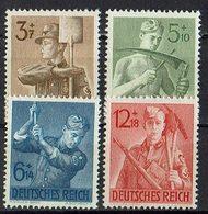 DR 1943 // Mi. 850/853 ** - Allemagne