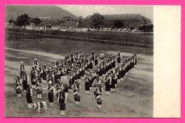 Jamaica - Jamaique - West India Band. - Up Park Camp - Fanfare - Parade - Défilé - Instrument De Musique - DUPERLY - Jamaïque
