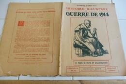 18-Histoire Illustrée Guerre 1914-Projets De François Ferdinand-Essad Pacha-Durazzo-Trieste-Attentat Sarajevo - Revues & Journaux