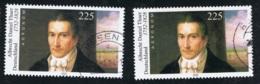 2002 2. Mai Thaer Raster 15/75 Mi DE 2255 Sn DE 2164 Yt DE 2083 Sg DE 3115 AFA DE 3186 Gestempelt O - BRD
