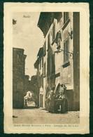 CARTOLINA - CV2212 ASOLO (Treviso TV) Scuola Merletti Browning E Porta - Loreggia, FP, Viaggiata In Francia, - Treviso