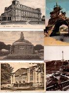 LOT DE 500 CPA ET CPSM (petit Format) DE BIARRITZ. - Cartes Postales
